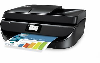 AU153.02 • Buy HP OfficeJet 5255 All-in-One Printer With Mobile Printing, Instant Ink Ready (Ce