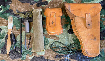 £32 • Buy CZECH ARMY LEATHER AMMO POUCH For SKORPION