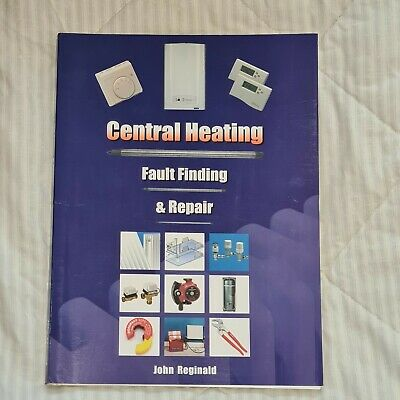 £52 • Buy Central Heating Fault Find And Repair Heating Engineers Reference Book