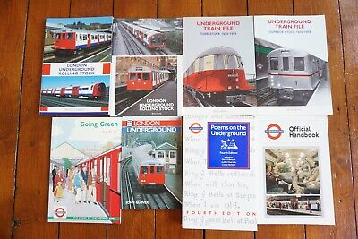 £39.99 • Buy London Underground Tube Books X8 Brian Hardy Rolling Stock Surface Stock