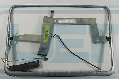 $ CDN6.05 • Buy Dell XPS 9Q23 Laptop LCD Bezel J8NM6 Grey LED W/ Cable Grade A Tested Warranty