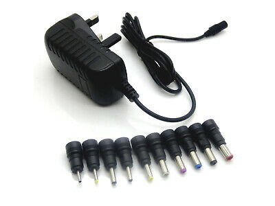 £10.99 • Buy For MID 6  F518 Android Tablet 2.5mm DC Plug 9V AC Adaptor Power Supply Charger