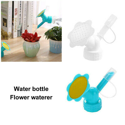 £2.59 • Buy UK Flower Nozzle Long Mouth Soft Drink Bottle Top Potted Watering Device Tool