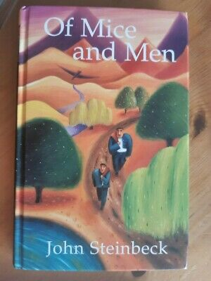 Of Mice And Men: With Notes (LONGMAN LITERATURE STEINBECK) By John Steinbeck, J • 1.99£
