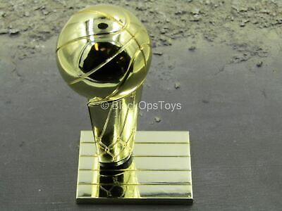 $22.75 • Buy 1/6 Scale Toy Los Angeles Lakers - LeBron James - NBA Championship Trophy