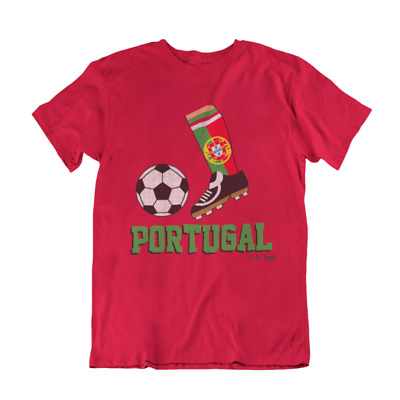 £7.91 • Buy Adult Or Kids PORTUGAL FOOTBALL BOOT Top TShirt 2021 Euro Shipping 2020
