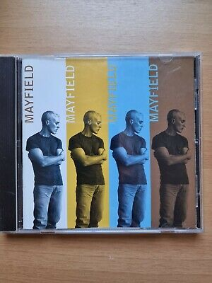 MAYFIELD (the Curt Smith Of TEARS FOR FEARS Solo Album) - 1998 CD - Hard To Find • 12.99£