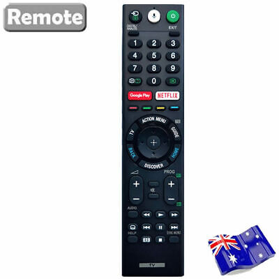AU39.90 • Buy RMF-TX200P Voice Bluetooth Remote For SONY Bravia TV KD-75X9000E 49X8000E