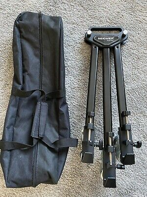 Neewer 3 Wheel Camera Video Stabiliser St-300 Dolly, Photography Unused With Bag • 35£
