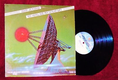 Lp Country Joe Mcdonald Rock & Roll Music From Planet Earth 1978 Fantasy Nm • 3.53£