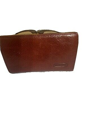 AU15 • Buy Oroton Coin Purse Brown Leather