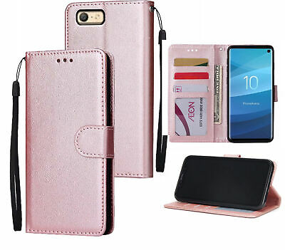 AU10.50 • Buy Oppo A39 A57 Leather Wallet Case Silky Finish 3 Card 1 Pocket