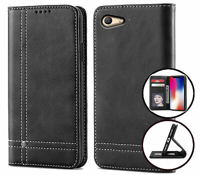 AU12.90 • Buy Oppo A59 F1s Pu Flip Leather Wallet Case Card Slot Kickstand Magnet