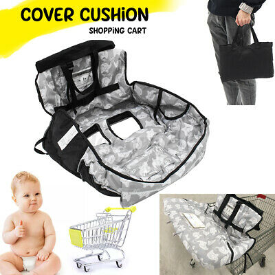 £17 • Buy Baby Shopping Cart Cover Cushion Trolley Child Seat Cover High Chair Protector