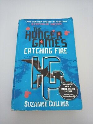 £1 • Buy Catching Fire (Hunger Games, Book 2), Collins, Suzanne Paperback Book
