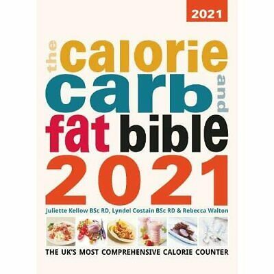 £17.48 • Buy The Calorie Carb And Fat Bible 2021: 2021 - Paperback / Softback NEW Costain, Ly