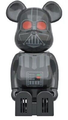 $45.90 • Buy WITHOUT CLEVERIN Medicom Toy Star Wars Be@rbrick Darth Vader Bearbrick Japan