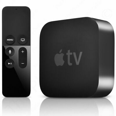 AU218.83 • Buy Apple TV (4th Generation) 64GB HD Media Streamer - A1625
