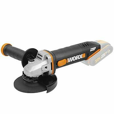 AU286.49 • Buy Worx WX803.9 - Grinder 125 Mm 20 V (Without Battery)