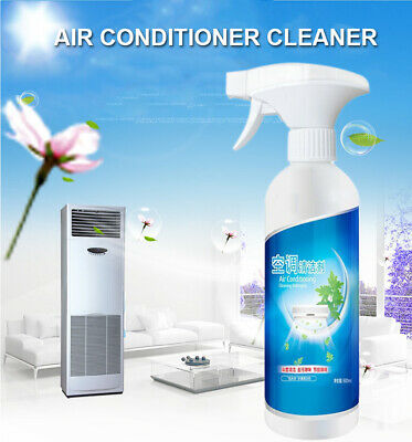 AU25.38 • Buy 500g Air Conditioner Cleaner Foaming Sprayer Coil Condenser Cleaning Home Tool
