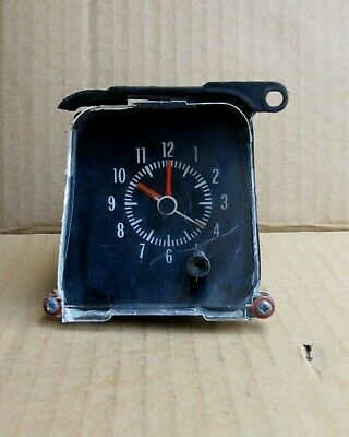 AU150.50 • Buy Holden Hq Clock May Suit Gts Monaro Statesman Coupe Etc .