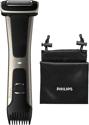 AU115.88 • Buy Philips Body Groomer, Series 7000 Showerproof, Ultimate Trimmer To Shave