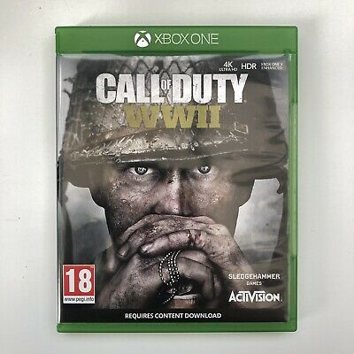 £11.99 • Buy Call Of Duty: WWII - Xbox One