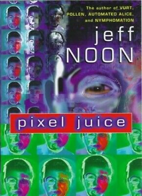 £7.49 • Buy Pixel Juice By Noon, Jeff Hardback Book The Cheap Fast Free Post