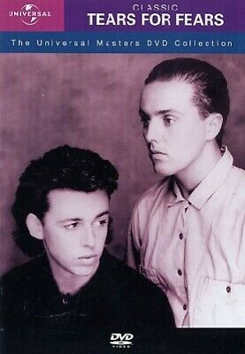 £34.53 • Buy Tears For Fears: The Universal Masters DVD Collection [2005] - DVD  2SVG The