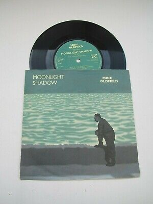 £3 • Buy Mike Oldfield ‎– Moonlight Shadow 1983 UK 7  Vinyl EX+