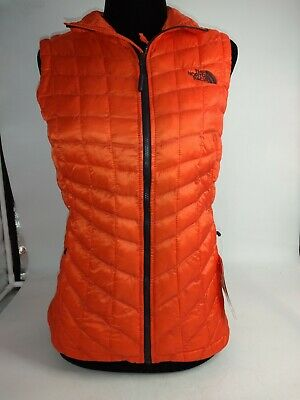 $42 • Buy The NORTH FACE MENS THERMOBALL VEST XS
