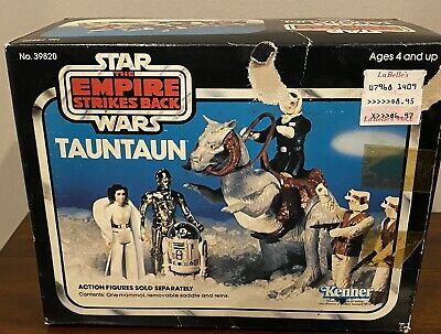 $ CDN120.93 • Buy Star Wars Vintage Kenner 1980 Empire Strikes Back TaunTaun #39820