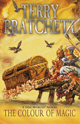 £3.28 • Buy The Colour Of Magic: The First Discworld Novel, Pratchett, Terry, Used; Good Boo