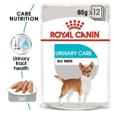 £16.97 • Buy Royal Canin Urinary Care Wet Dog Food Pouches (12 X 85G)