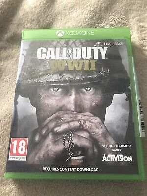 £2.80 • Buy Xbox One Game. Call Of Duty WW2