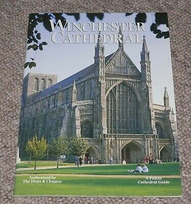 Winchester Cathedral (Hampshire) Pitkin Cathedral Guide Book By John Crook 1990 • 4.99£