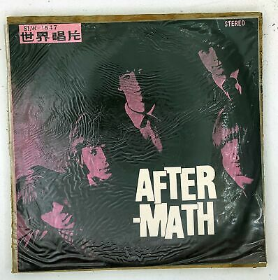 £4.68 • Buy ROLLING STONES LP Aftermath TAIWAN Press Great Copy