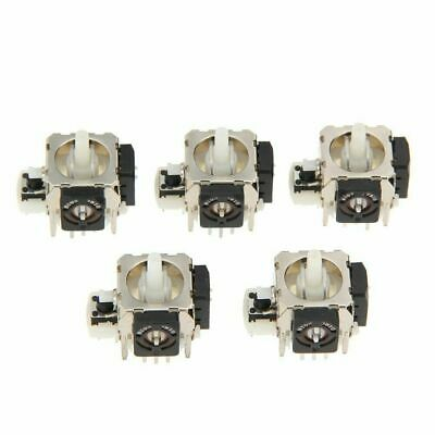 $7.21 • Buy 5Pcs Replacement Analog Stick For PS2 Xbox360 Controller Grade A Parts
