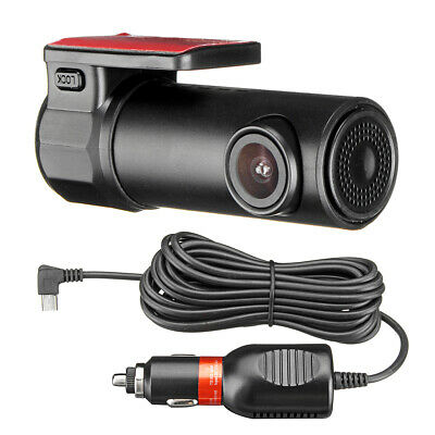 AU33.59 • Buy HD 1080P Wifi Car Hidden Camera Dash DVR Cam 170° Video Recorder Cam NightVision