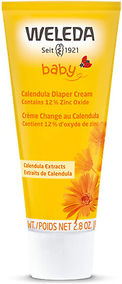£9.82 • Buy Weleda Baby Calendula Diaper Cream, 2.8 8813, 2.8 Oz