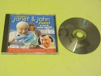 £2.99 • Buy BBC Radio 2 Janet & John Stories CD Album Terry Wogan Comedy MINT Condition