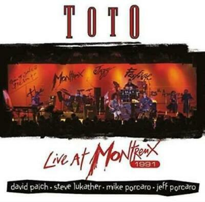 £17.59 • Buy Toto: Live At Montreux 1991 (cd.)