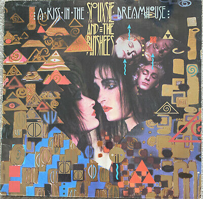 £14.99 • Buy Siouxsie And The Banshees - A Kiss In The Dreamhouse Vinyl LP