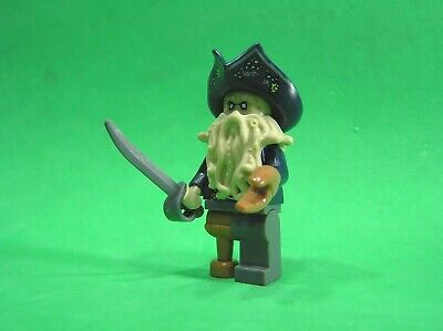 £65 • Buy Lego Davy Jones Minifigure From Pirates Of The Caribbean