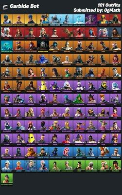$ CDN96.67 • Buy Fornite Compte Skin Harley Pour Xbox Switch Et Pc