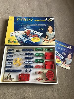 £7.99 • Buy Cambridge Primary Introduction To Electronics Kit Science 100+ Experiments