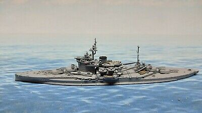 £37.99 • Buy 1/1250 1/1200 HMS Warspite Battleship WW2 By Neptun