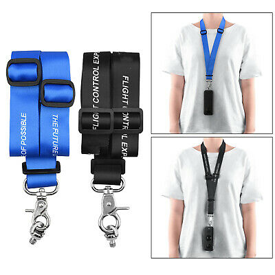 £4.24 • Buy Adjustable Neck Strap, Camera Lanyard Sling, For Insta360 ONE X/X2 Action