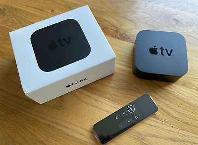 AU124.95 • Buy Apple MP7P2LL/A Apple TV 4K 64Go - Black - 4th Generation