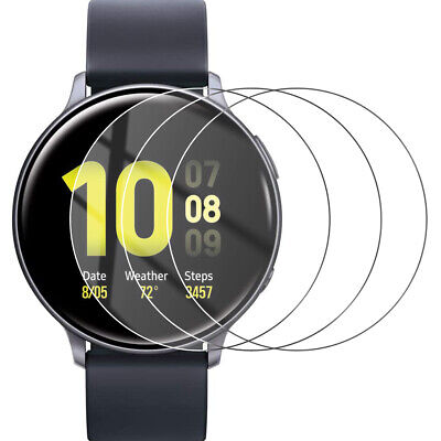 £2.27 • Buy For Samsung Galaxy Watch 3 41mm 45mm Screen Protector TPU Film Accessories 48EE
